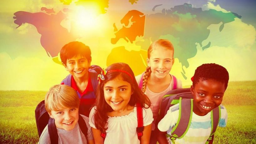 How can we make our kids Global citizens?